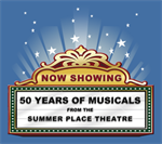 50 Years of Musicals from the Summer Place Theatre