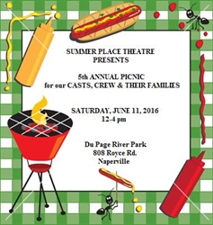 All 2016 Cast & Crew Invited to a Picnic